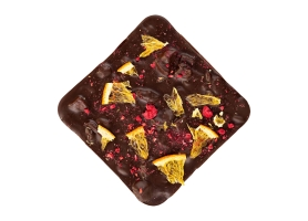 Dark chocolate 70% & citrus
