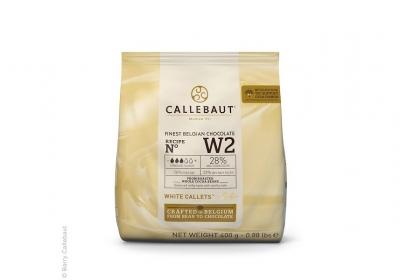 Шоколад Callebaut бельгійський білий