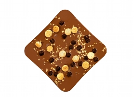 Salted Caramel & Milk Chocolate & Cookie