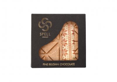 Шоколад з бородинським хлібом та солодом
