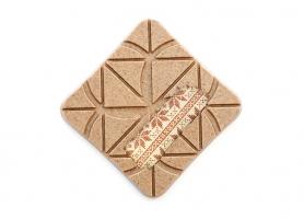 White Chocolate with Waffels & Malt