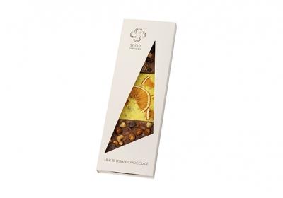 Набір шоколаду карамельно-горіховий