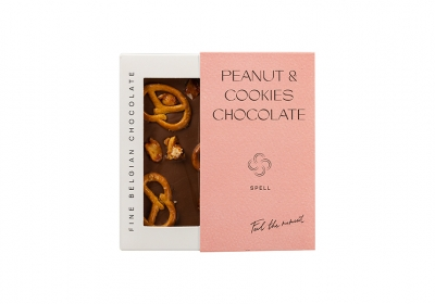 Peanut & Cookies Chocolate