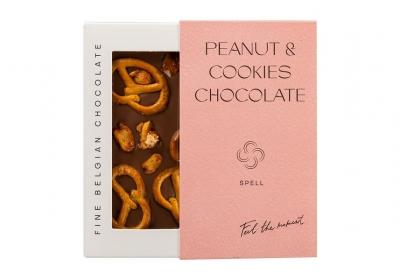 Peanut & Cookies Chocolate