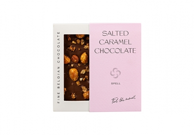 Salted Caramel Chocolate
