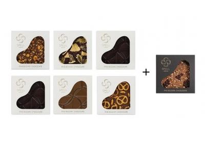 6+1 EveryDay Chocolate Bars
