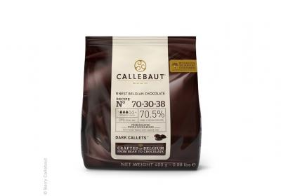 callebaut finest belgian chocolate extra dark callets