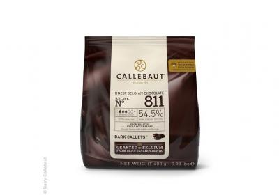 callebaut finest belgian chocolate dark callets