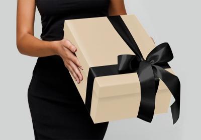 Карамельно-шоколадный подарок