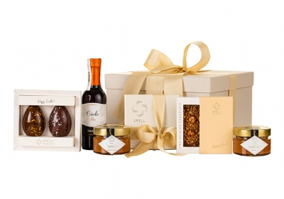 Easter BOX with Wine