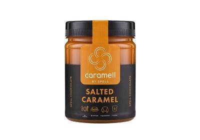 Соленая карамель с ванилью, NEW 250 г