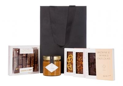 Chocolate and Caramel Set