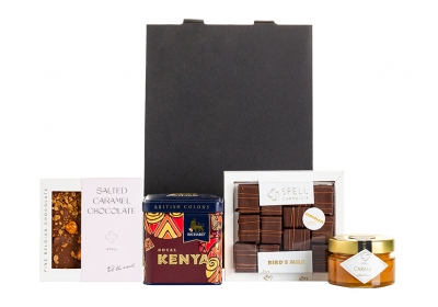 Tea& Caramel Gift