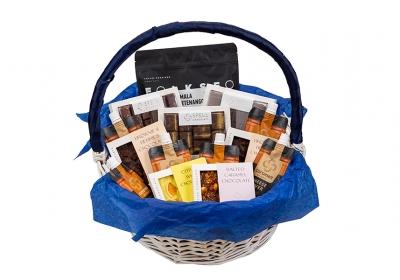 Sweet Assorted Holiday Basket