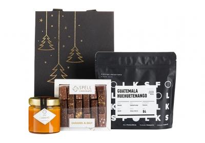 Новорічний набір Coffe & Caramel