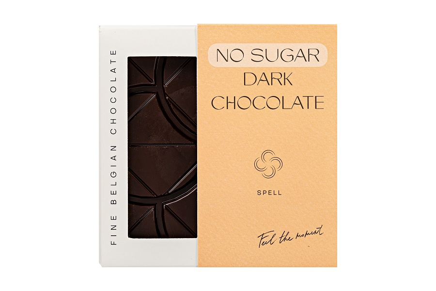 No Sugar Dark Chocolate