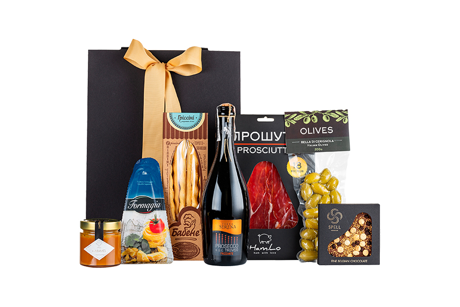 Gourmet Prosecco Gift